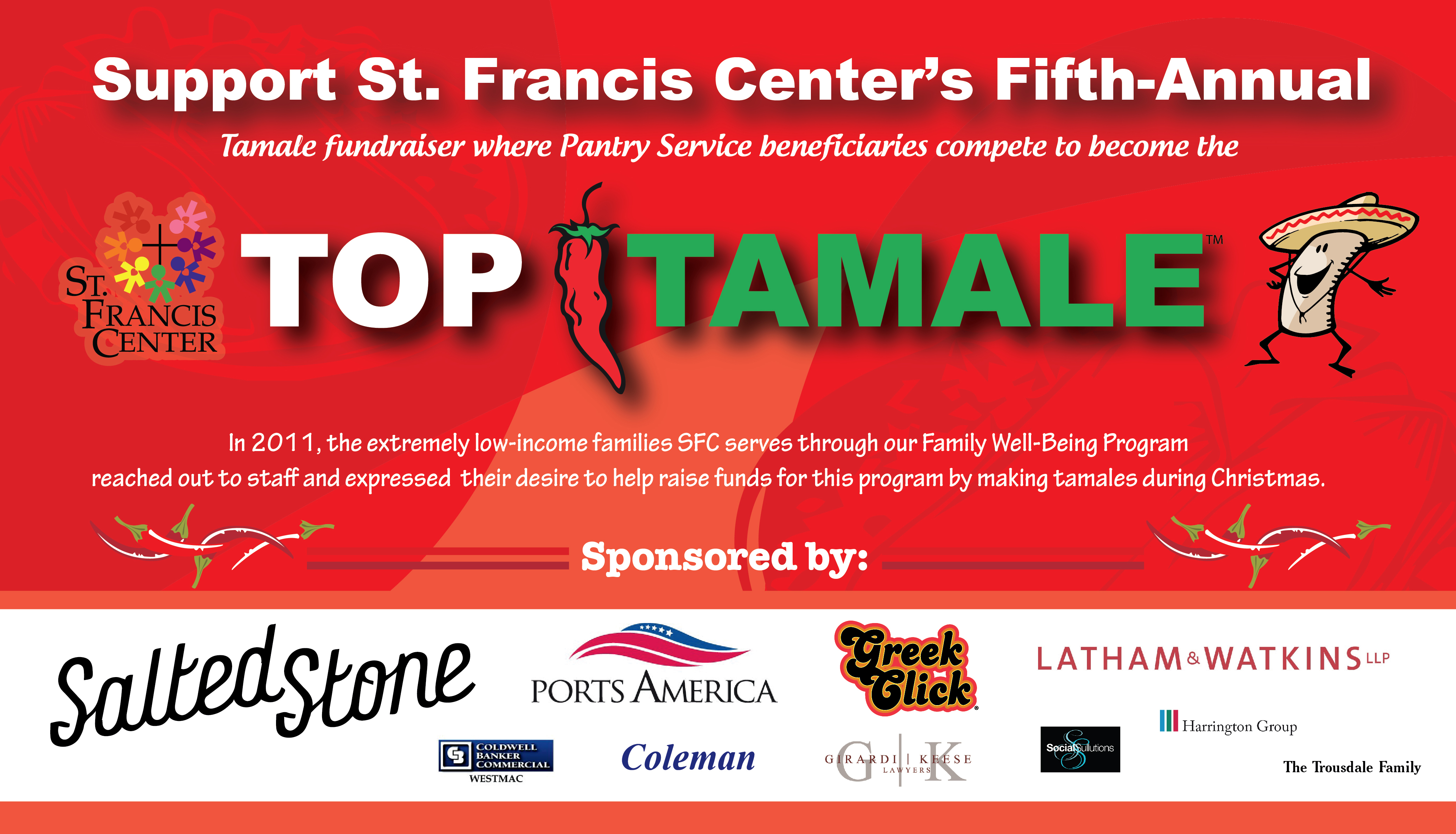 5th-Annual TOP TAMALE Fundraiser